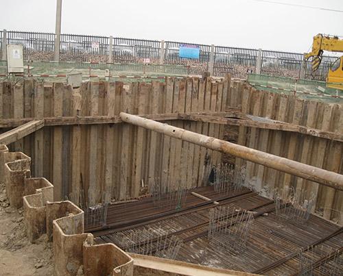 基坑止水施工