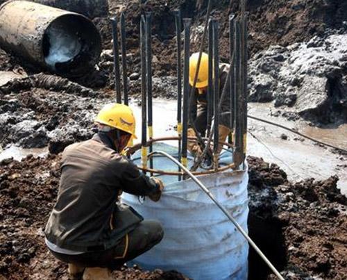 基坑支护桩施工