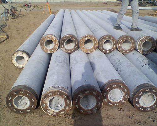 PHC管桩施工